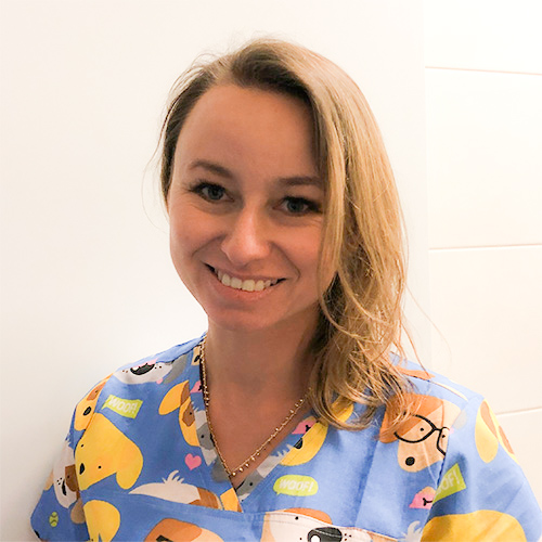 Katarzyna Kraszewska weterynarz kardiolog